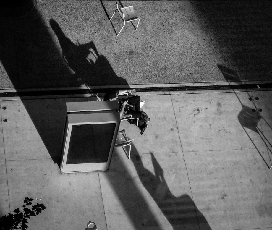 3rd Place Christine L. Mace - New York, NY Among the Shadows