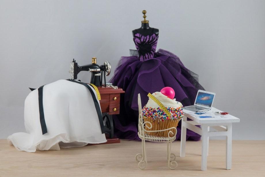 "Title:The Dressmaker Medium:Photography Size:16""x24"""