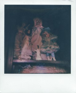 "Title Just Like a Prayer Medium Polaroid Size 3.5 x 4.2"""