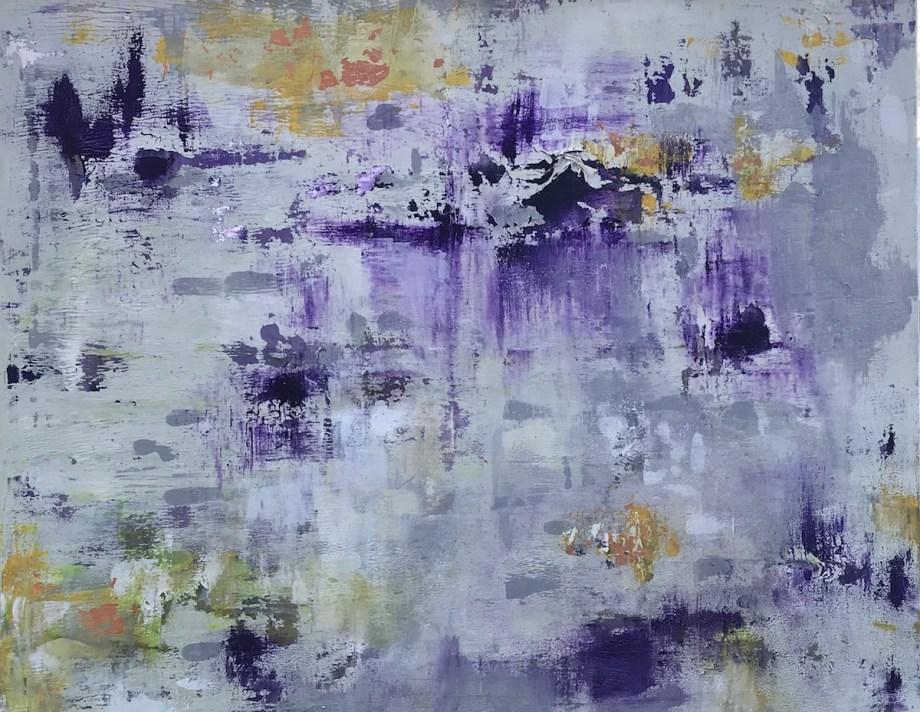 Title C2#8 Medium Acrylic on canvas Size 80x100cm