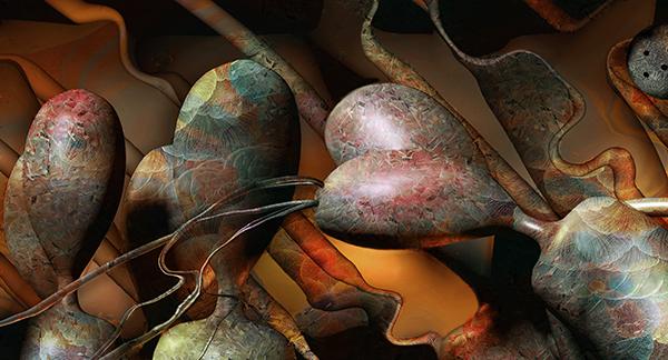 Title Images of the Subconscious Medium Digital Size 18866 x 10179 pixel