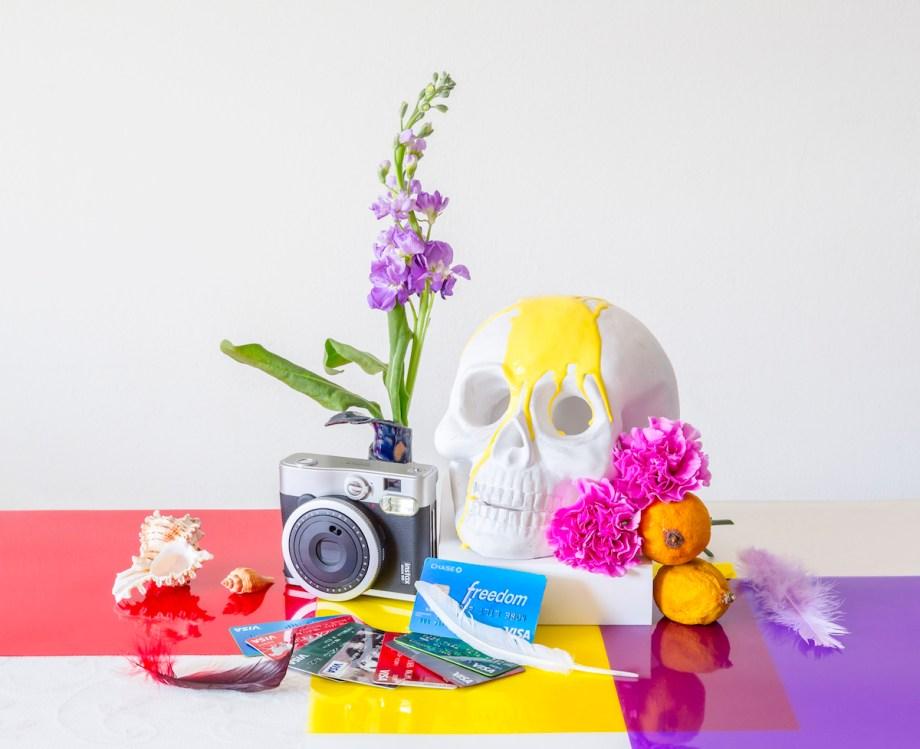 Title Neo-Vanitas Medium Photography Size 20x17 in