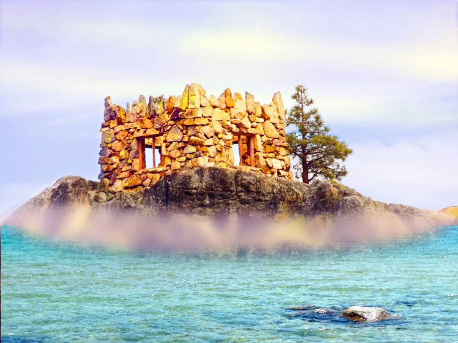 Title Castle Island Medium Photography Size 20 x 24