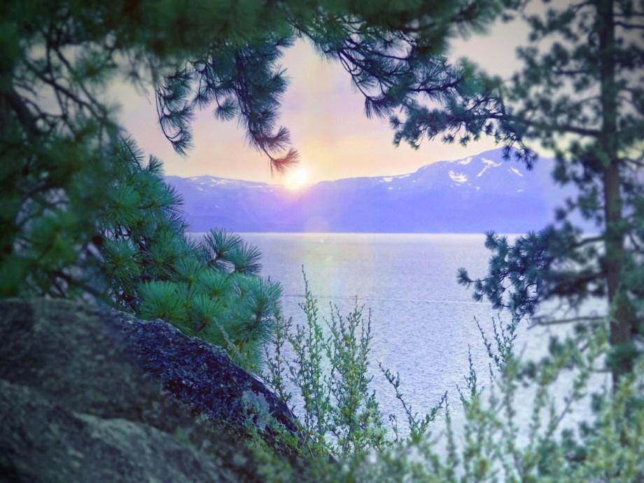 Title Lake Portal Medium Photography Size 20x 24