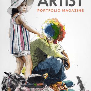 Artist Portfolio Magazine Issue 36