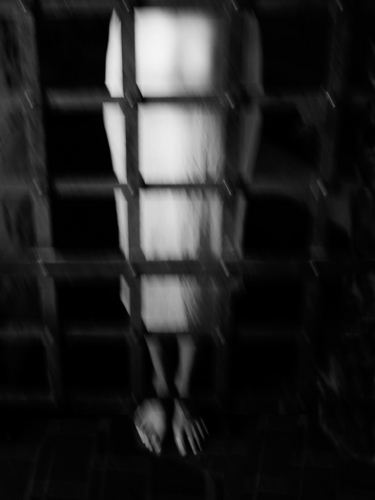 "Caged | Photography - Archival Pigment Print | 22"" x 17"""