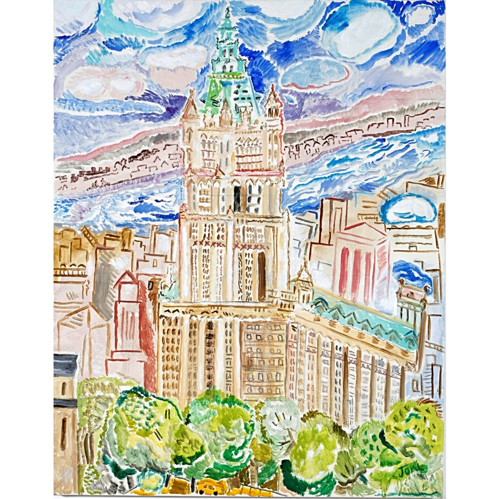 """Woolworth Building 