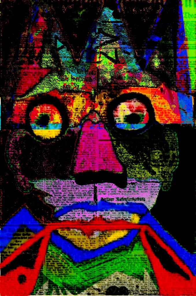 Heavy is the Crown   Procreate/digital art   8x10