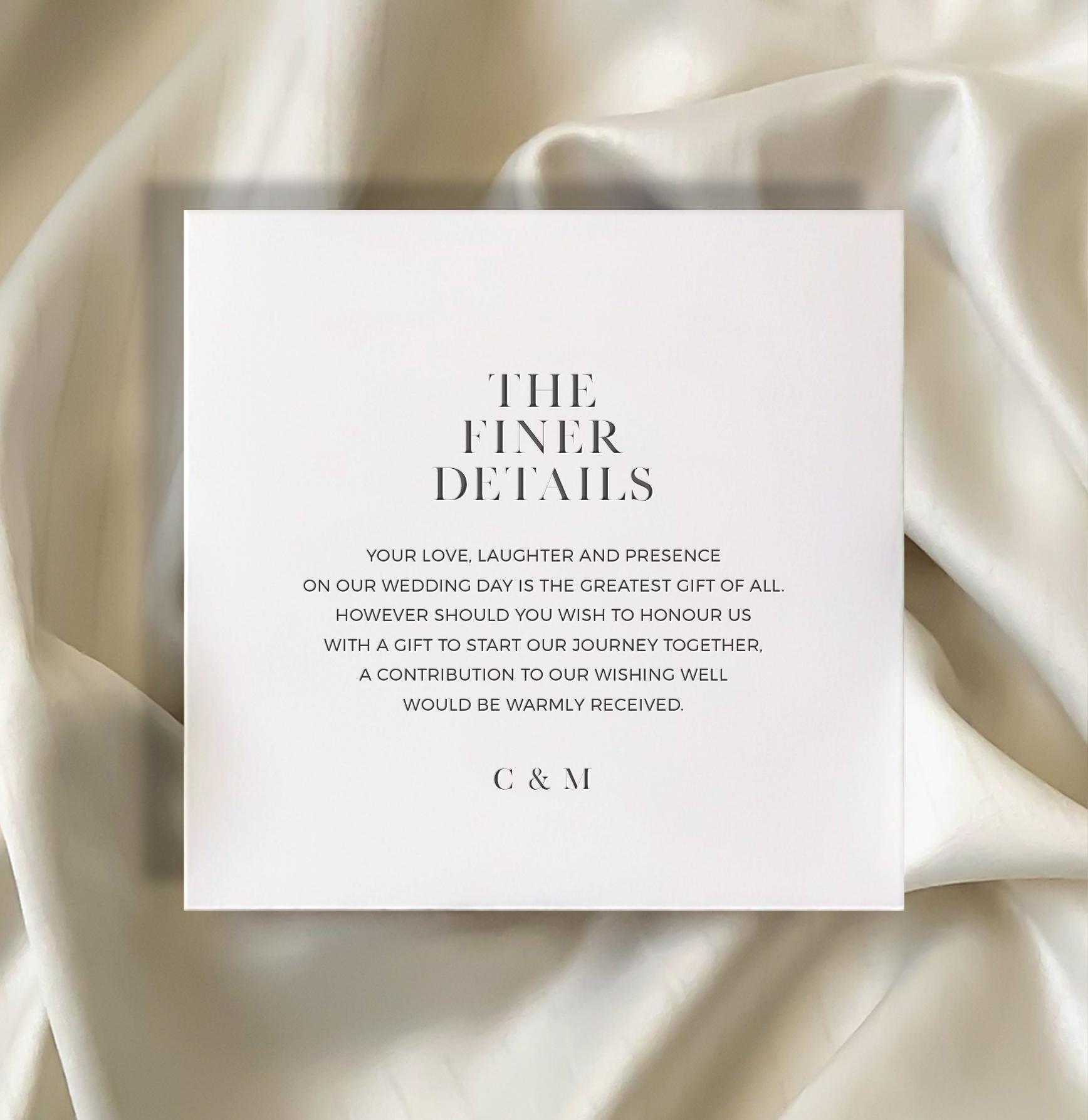 Lustre Details Card