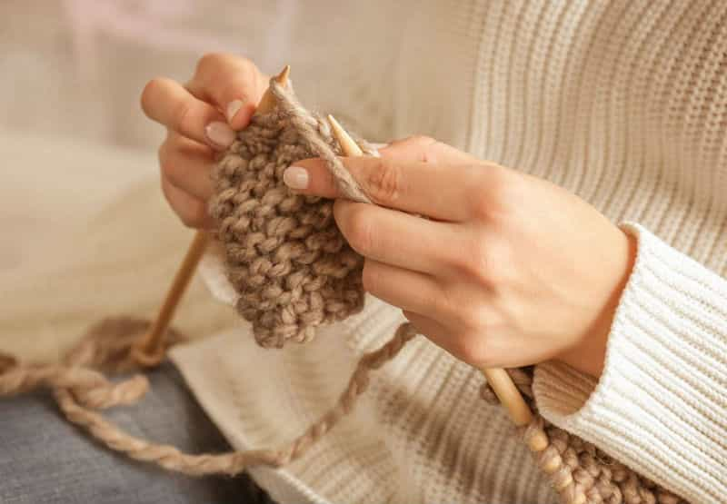 How To Knit With Double Pointed Needles