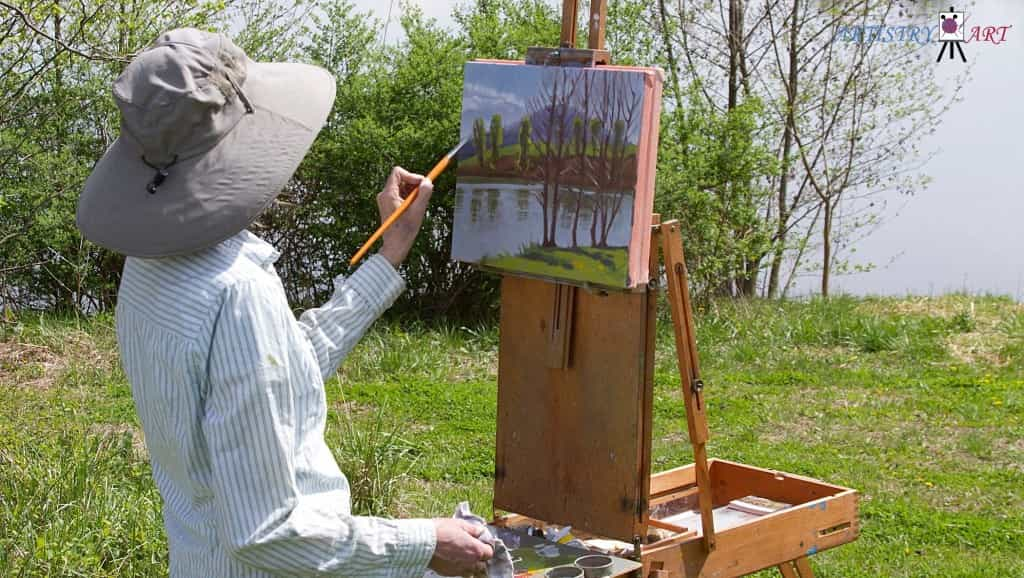 The Best Plein Air Easel for Oil Painting in 2021