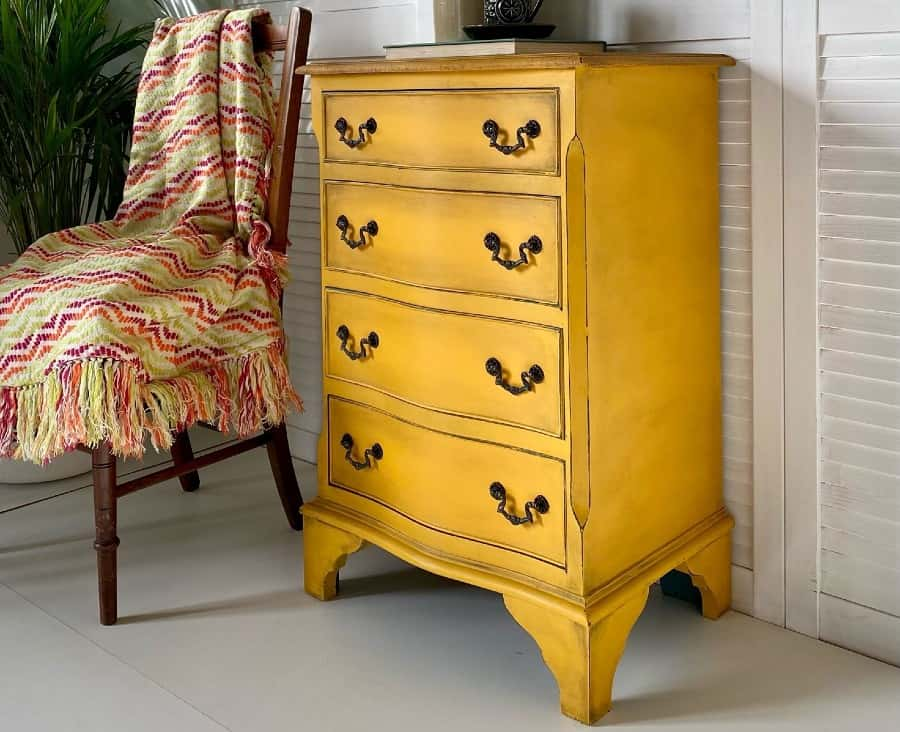How to Get a High Gloss Finish with Chalk Paint