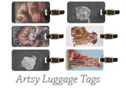 ArtsyLuggage TagsV2