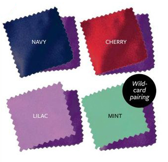 What to Wear with Violet Color