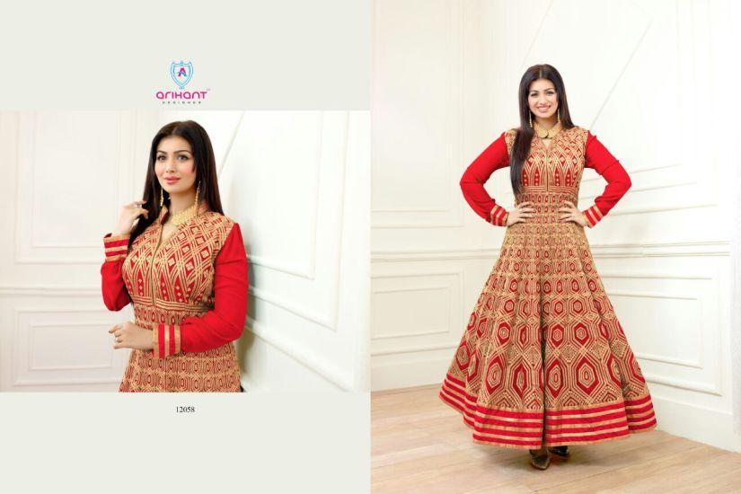 Sashi Vol 7 NX Arihant Designer Suits Starring Ayesha Takia