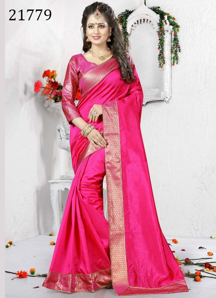 Art Silk Saree Riana 21779   Occassional Wear for Ladies