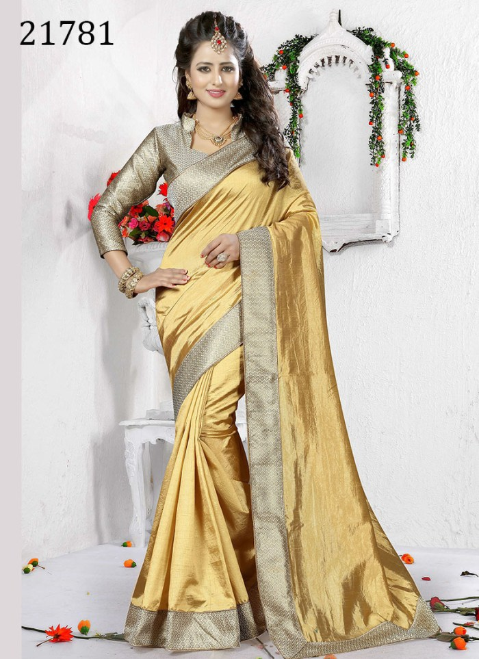 Art Silk Saree Riana 21781   Occassional Wear for Ladies