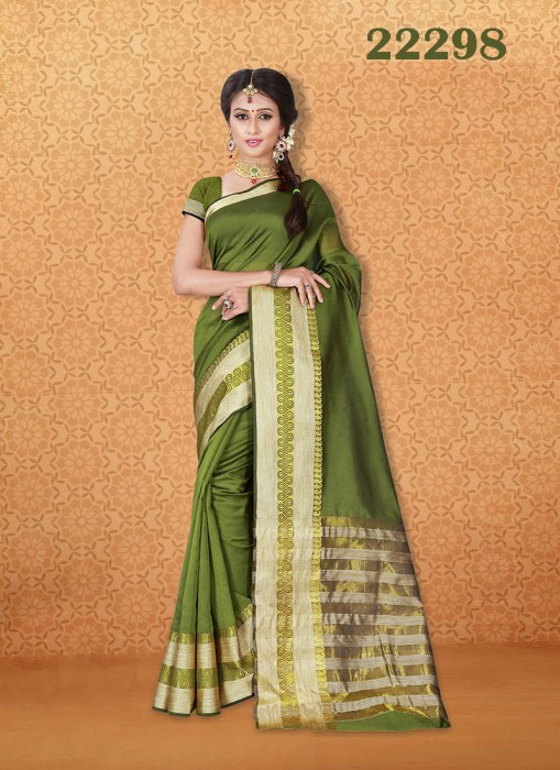 Kanjivaram Sarees Chennai Express v7 22298 | Bride Special