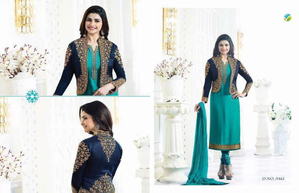 Maharani Salwar Suits 5461 A
