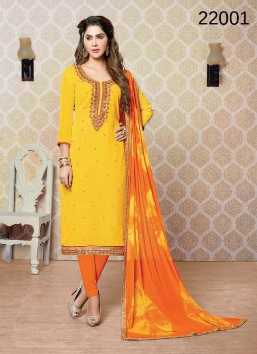 Shara Dress Material 22001