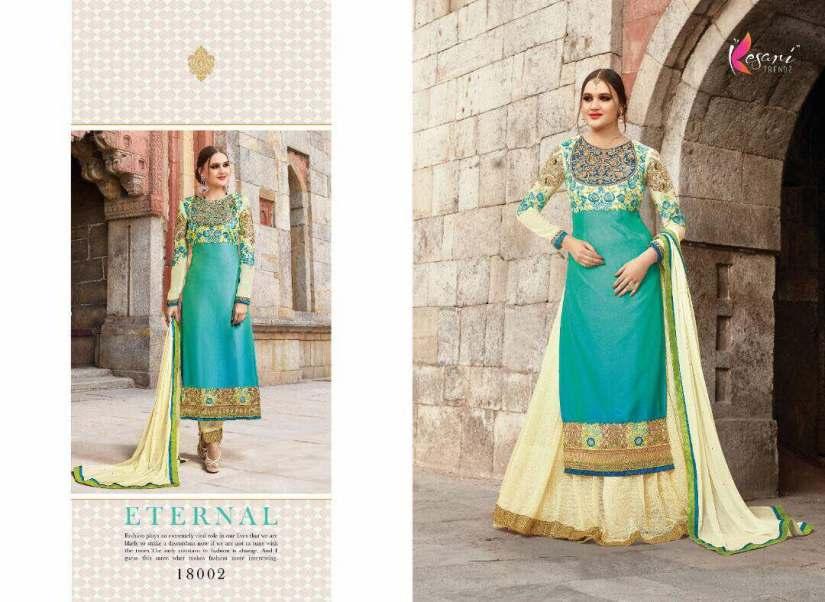 Aariya Floor Length Anarkali Suits 18002