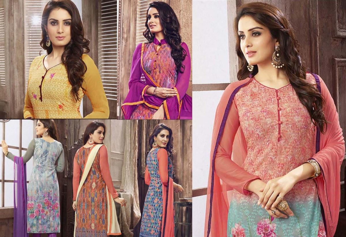 Shop Daily Wear Suits Elakshi for Ladies Online