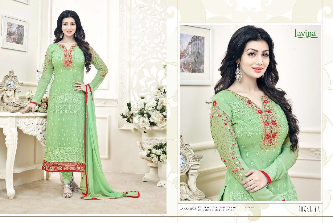 Shop Lavina vol 6 Churidar Dress Material Online