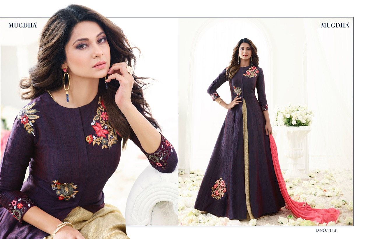 Mugdha Designer Anarkali Suits