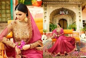 Royal Designer Sarees Code Sakshi 1121