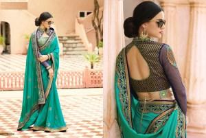 Royal Designer Sarees Code Sakshi 1126