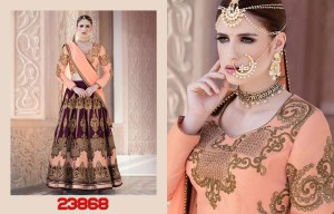 Royal Bridal Wear Lehenga Ethnic ERA