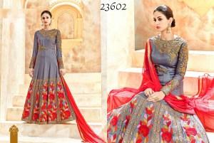 Shaleena Bridal Wedding Anarkali Suits 23602