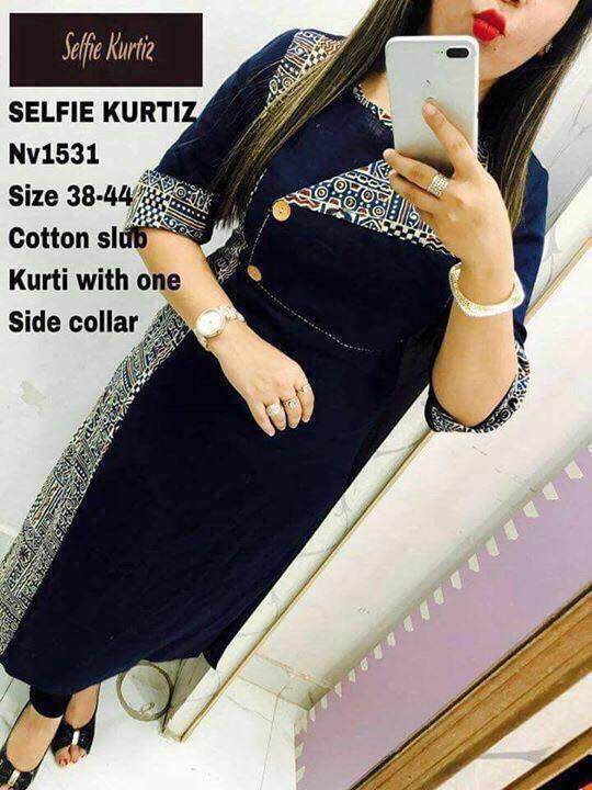 Diwali Special Selfie Kurtis