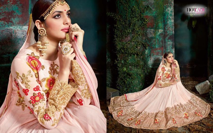 Hotlady Maheera Anarkali suits 11221