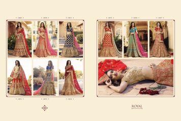 Royal Bridal Lehenga Designs