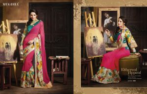 Mugdha Party Wear Sarees