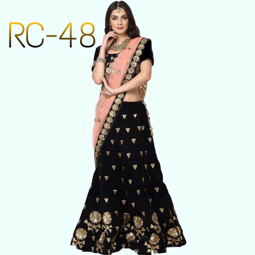 Shop Bridal Lehenga Blouse RC 48 Online