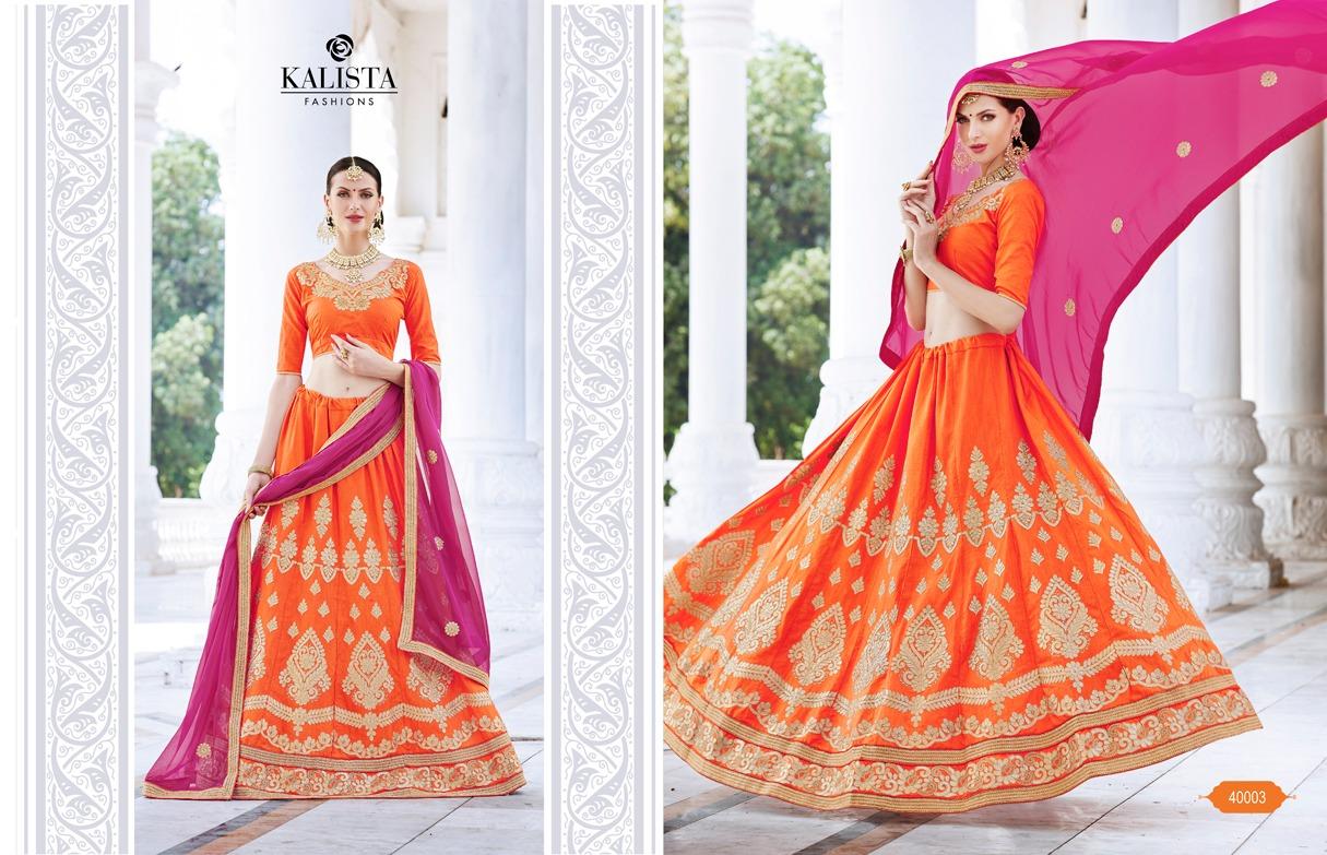 Kalista Fashion Preet lehenga choli online shopping low price