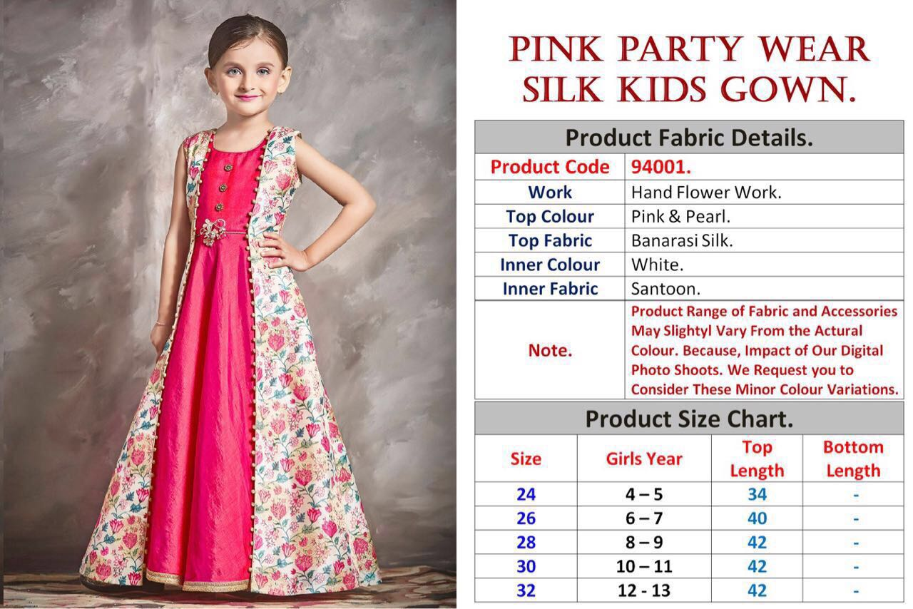 Shop Designer Kids Wear Lehengas & Gowns Online