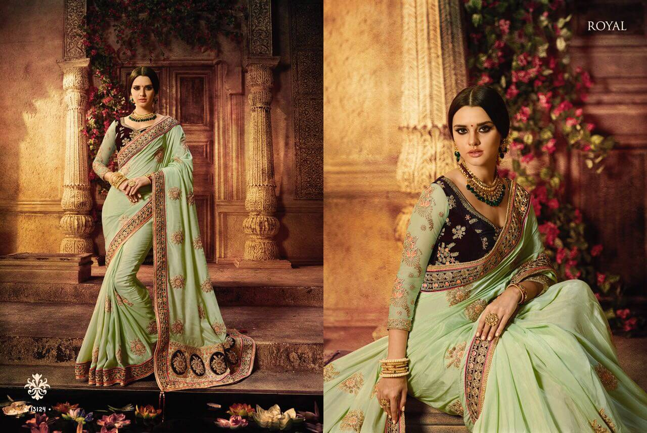 Virasat 31 Royal Bridal Sarees