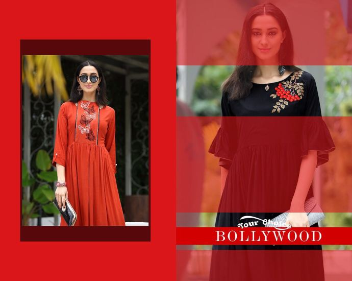 Your Choice Bollywood Western Gowns