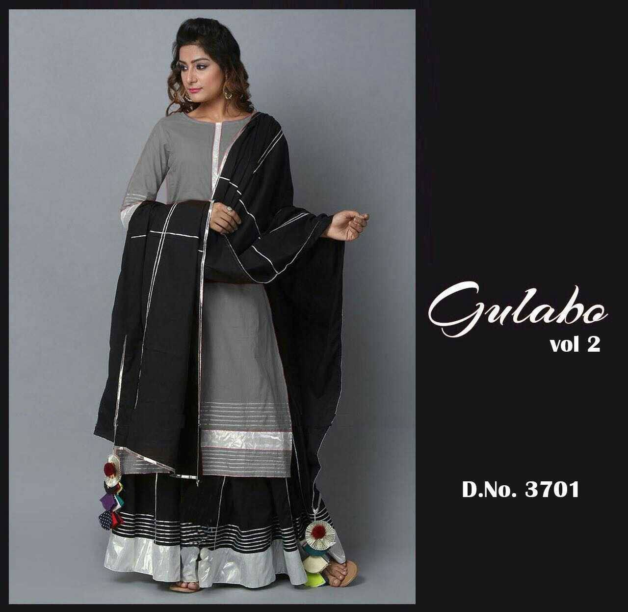 Gulaboo vol 1-2 Sharara Dress
