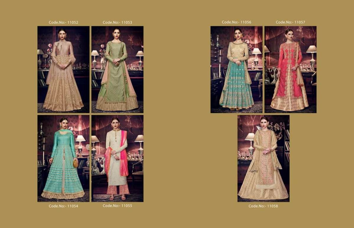 Shop Nakkashi Exclusive Wedding Anarkali & Lehenga Suits Collection Online