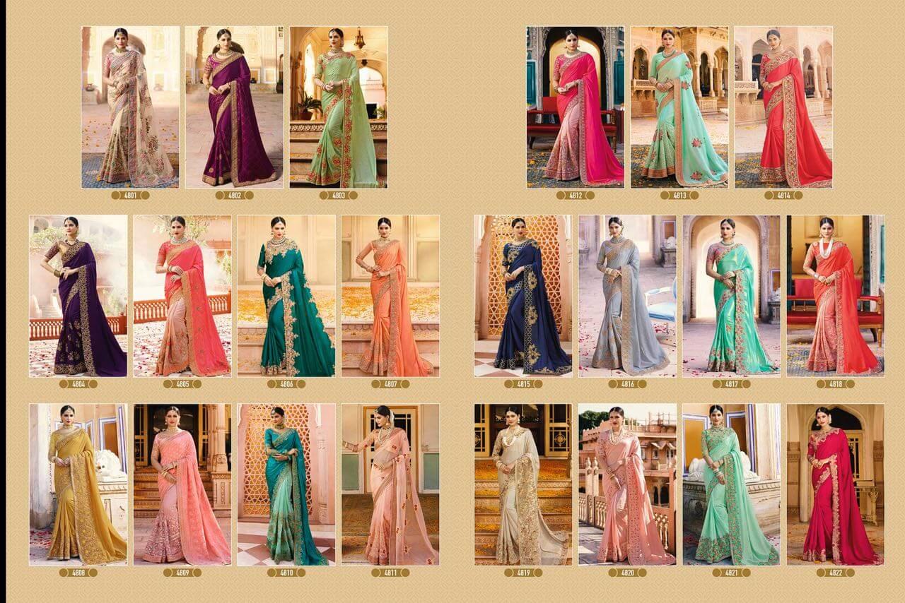 Shop Sulakshmi Vol 2 Dulhan Sarees Online