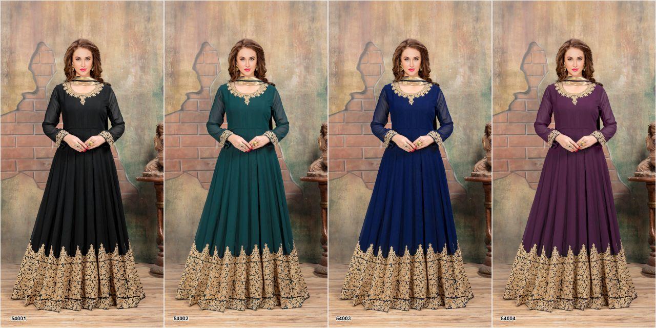 Anarkali Gown Aanaya 54000 series