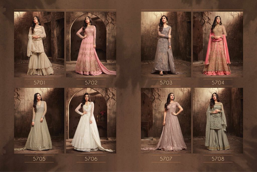 Designer Party Wear Suits Maisha Roush