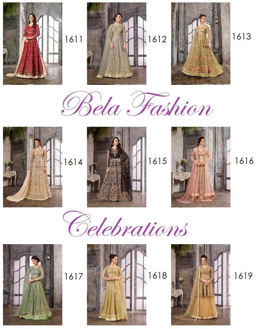 Shop Lehenga Suits Bela Celebrations Online