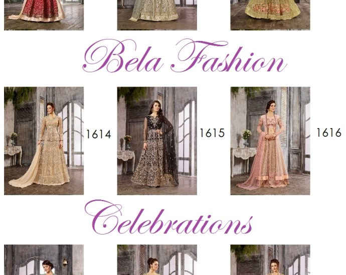Lehenga Suits Bela Celebrations
