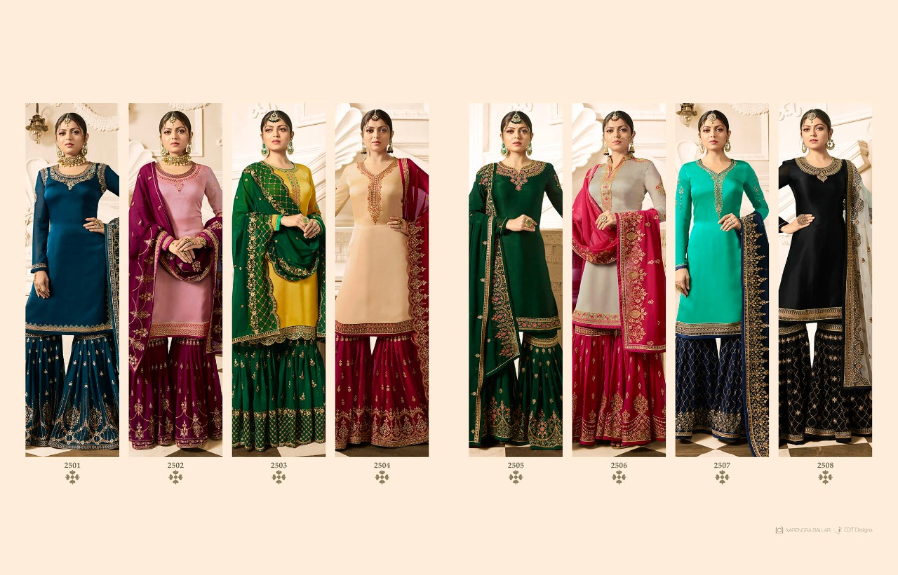 Sharara Suits LT Nitya 125