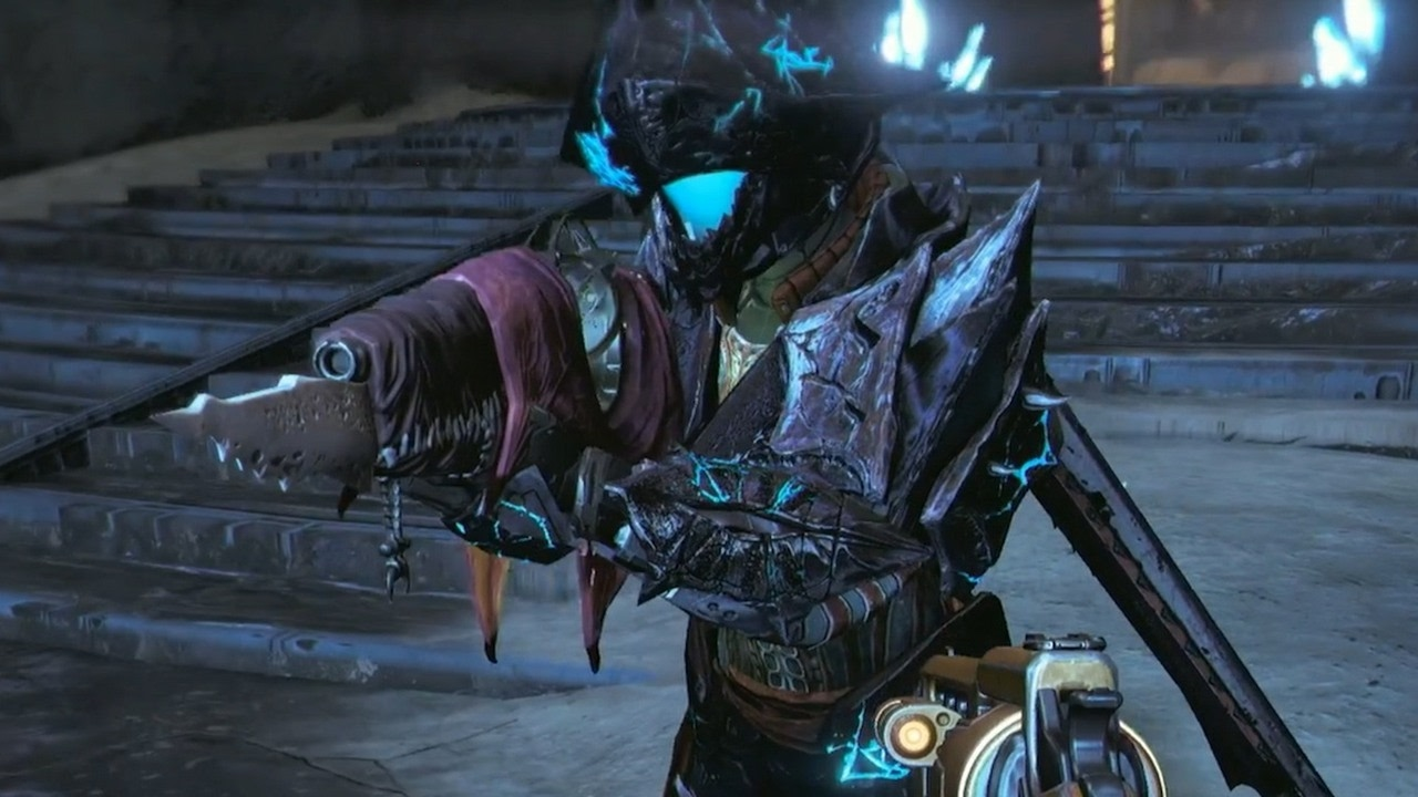 Destiny 2 Kings Fall Wallpaper Destiny Age Of Triumphs King S Fall Raid Weapon And Armor